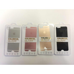 front and back iphone 6 glass screen protector