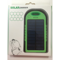 solar power case
