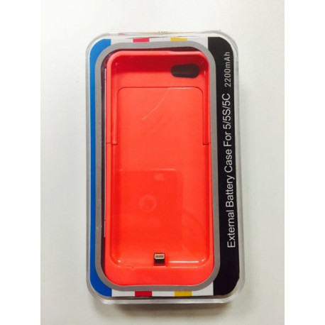 iPhone 5/5c/5s power case