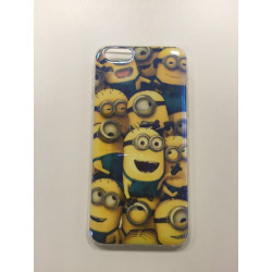 Animation iPhone gel case